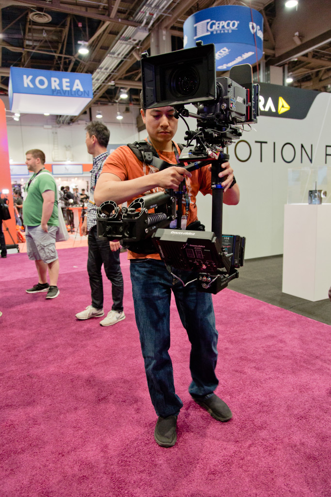 Onyx Cinema NAB 2015 Day 1-10