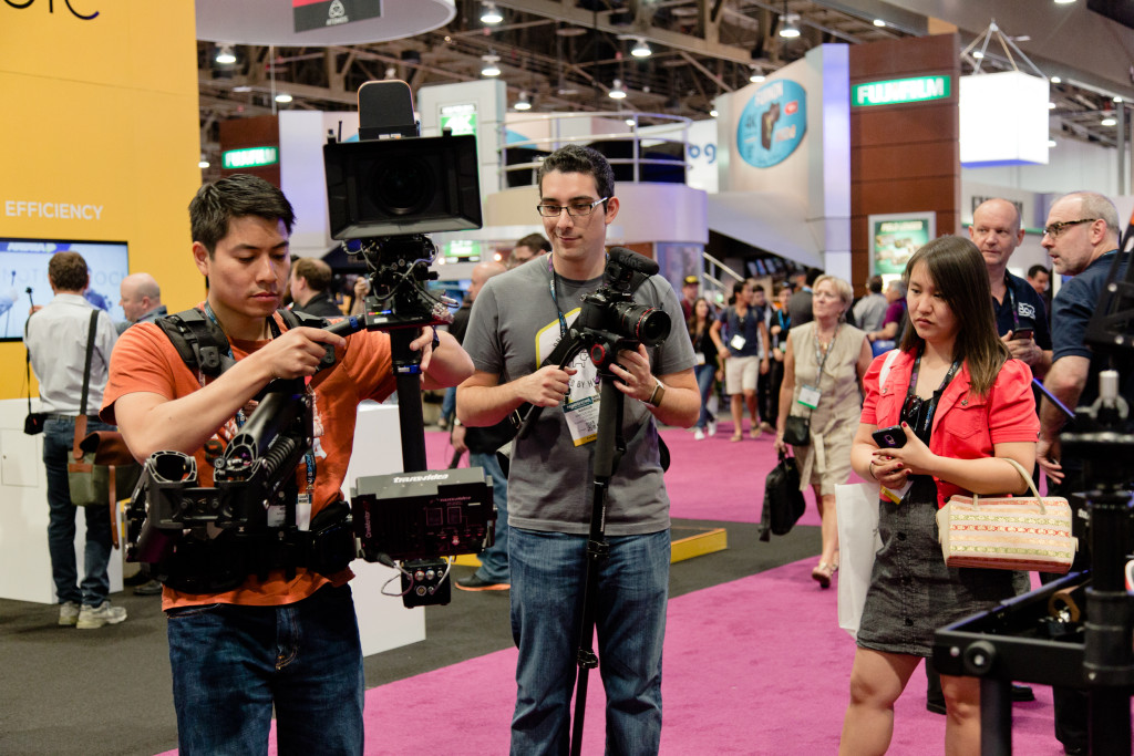 Onyx Cinema NAB 2015 Day 1-11