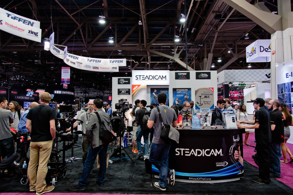 Onyx Cinema NAB 2015 Day 1-5