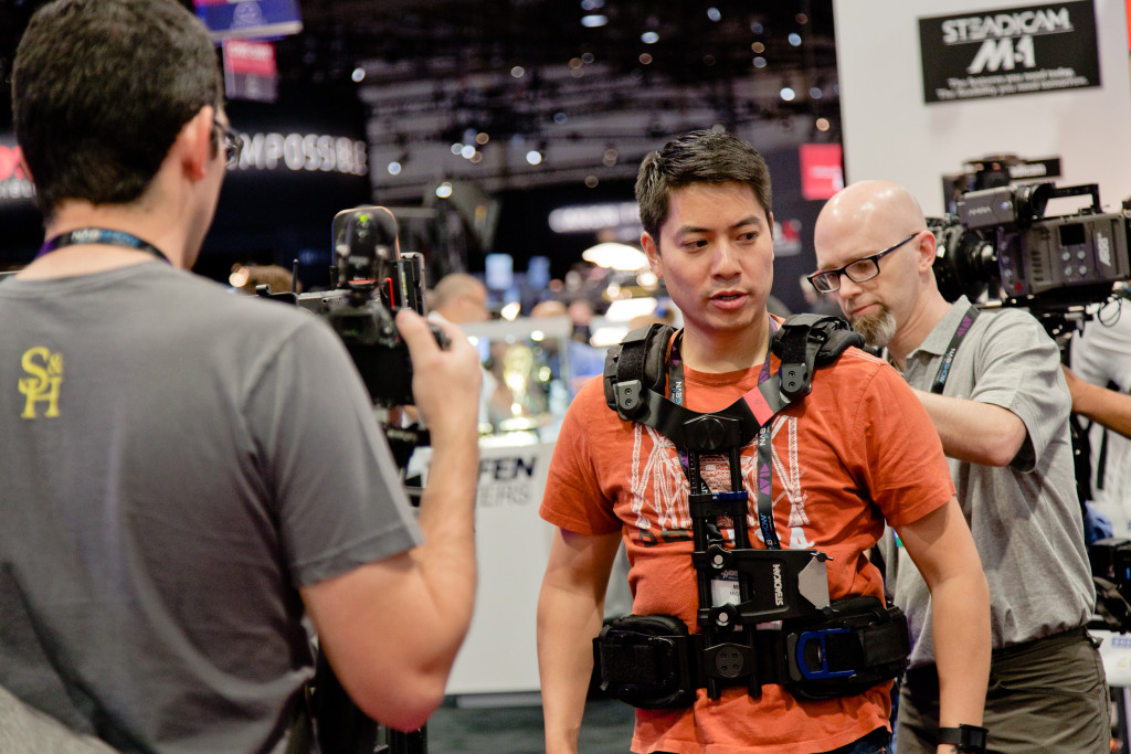 Onyx Cinema NAB 2015 Day 1-7