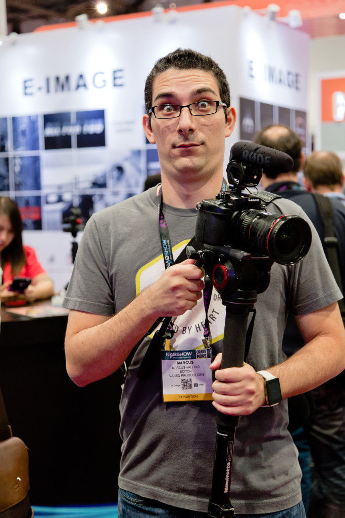 Onyx Cinema NAB 2015 Day 1-8